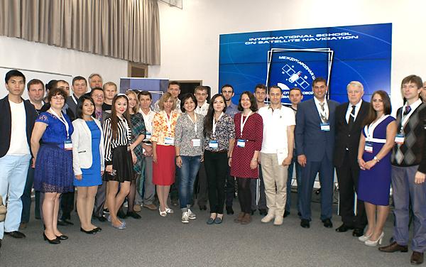 Международная школа по спутниковой наивгации