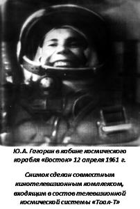 ОКБ МЭИЮ. Гагарин в кабине