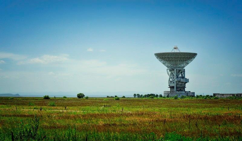 Антенная система П2500 в г. Уссурийске