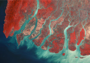 "Мьянма, дельта Иравади, ""Метеор-М"" №2"